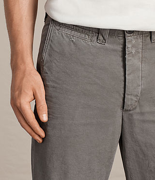 Mens Toluca Chino (ANTHRACITE GREY) - product_image_alt_text_3