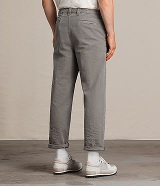 Mens Toluca Chino (ANTHRACITE GREY) - product_image_alt_text_5