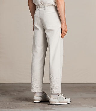 Men's Toluca Chino (IVORY GREY) - Image 5
