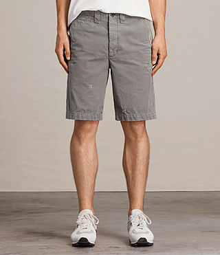 Uomo Shorts Palm (ANTHRACITE GREY) - product_image_alt_text_2