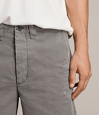 Uomo Shorts Palm (ANTHRACITE GREY) - product_image_alt_text_3