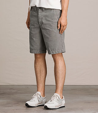 Uomo Shorts Palm (ANTHRACITE GREY) - product_image_alt_text_4