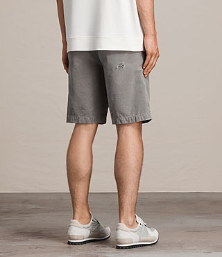 Uomo Shorts Palm (ANTHRACITE GREY) - product_image_alt_text_5
