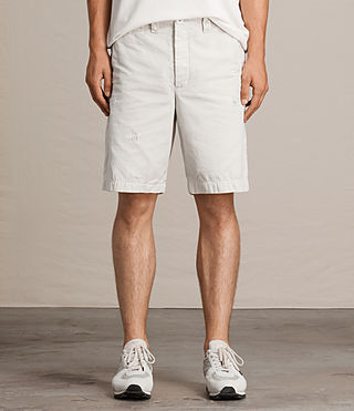 Hommes Short Palm (IVORY GREY) - product_image_alt_text_2
