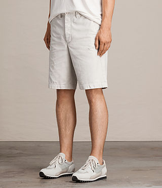Hommes Short Palm (IVORY GREY) - product_image_alt_text_4