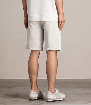 Hommes Short Palm (IVORY GREY) - product_image_alt_text_5