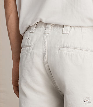 Hommes Short Palm (IVORY GREY) - product_image_alt_text_6