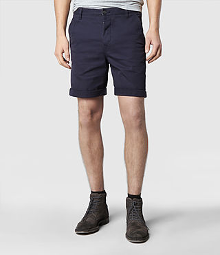 Men's Mitre Deck Shorts (Ink)