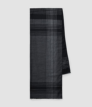 Mens Alliance Scarf (Charcoal)