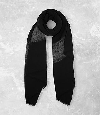 Men's Bande Scarf (Black)