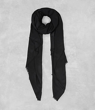 Mens Maxim Scarf (Black)