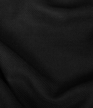 Hommes Maxim Scarf (Black) - product_image_alt_text_2