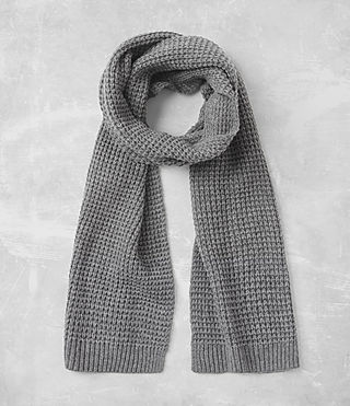 Men's Tornn Scarf (Grey Marl)