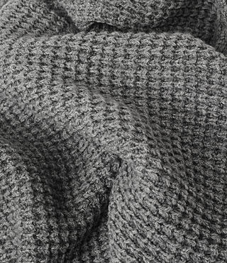 Hombre Tornn Scarf (Grey Marl) - product_image_alt_text_2