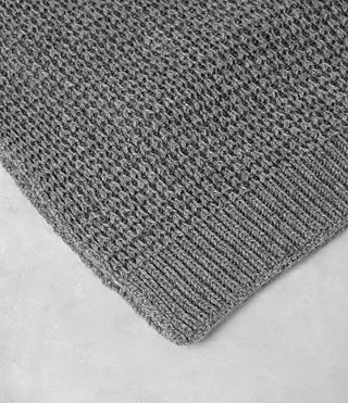 Hombre Tornn Scarf (Grey Marl) - product_image_alt_text_3