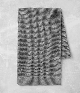 Hombre Tornn Scarf (Grey Marl) - product_image_alt_text_4