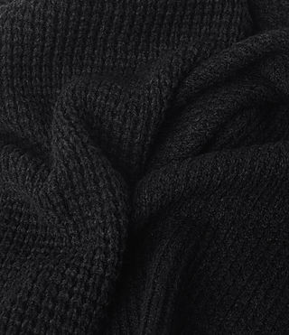 Men's Tornn Scarf (Cinder Black Marl) - product_image_alt_text_2