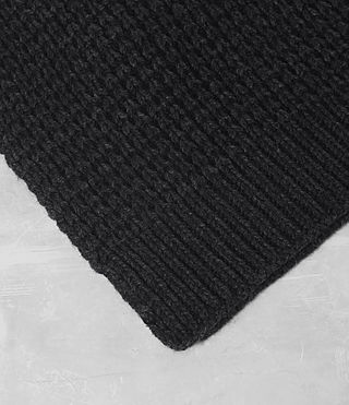 Men's Tornn Scarf (Cinder Black Marl) - product_image_alt_text_3