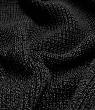 Men's Trias Scarf (Cinder Black Marl) - Image 3