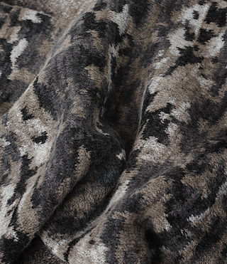 Hombre Landry Scarf (Taupe Marl) - product_image_alt_text_2
