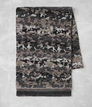 Hombre Landry Scarf (Taupe Marl) - product_image_alt_text_4
