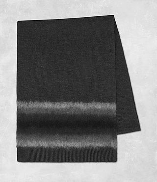 Hommes Myst Scarf (Charcoal Marl) - product_image_alt_text_4