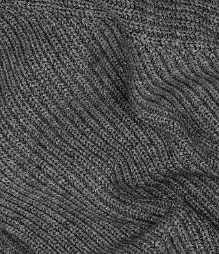 Hommes Mavven Scarf (Grey Marl) - product_image_alt_text_2