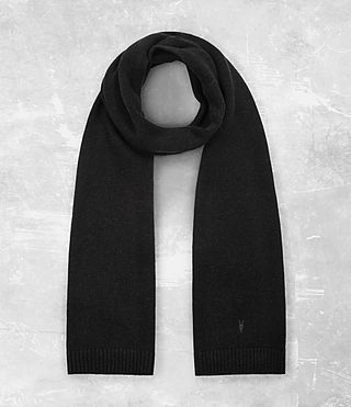 Herren Klymore Scarf and Hat Gift Set (Cinder Black Marl) - product_image_alt_text_3