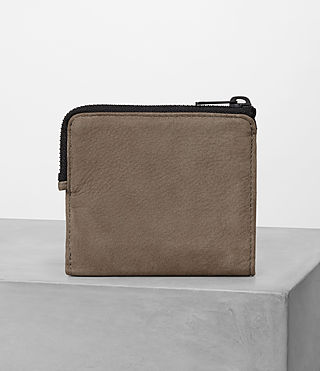 Mens Cleat Wallet (Washed Taupe) - product_image_alt_text_4