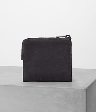 Mens Cleat Wallet (Washed Black) - Image 4