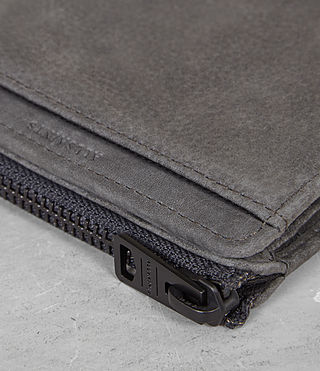 Mens Cleat Wallet (ANTHRACITE GREY) - Image 2