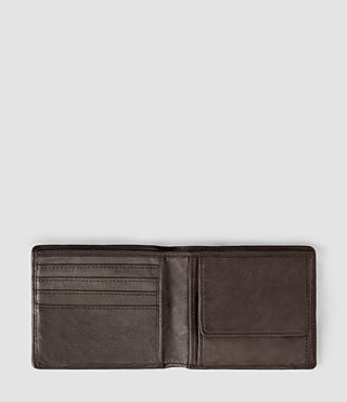 Mens Blyth Leather Wallet (Bitter Brown) - product_image_alt_text_3