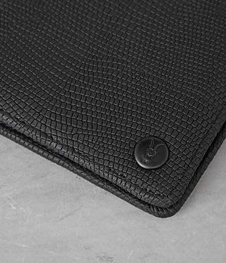 Mens Attain Cardholder (Matt Black) - Image 2