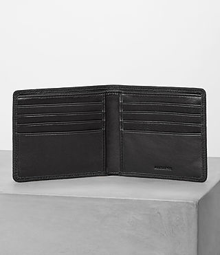 Mens Attain Cardholder (Matt Black) - Image 3