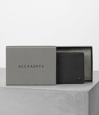 Mens Attain Cardholder (Matt Black) - Image 5