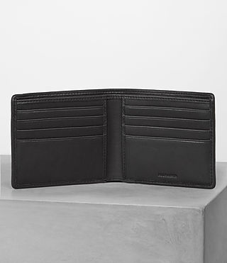 Mens Attain Cardholder (Black) - Image 3