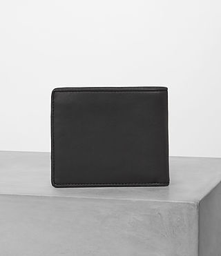 Mens Attain Cardholder (Black) - Image 4