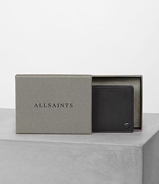 Mens Attain Cardholder (Black) - Image 5