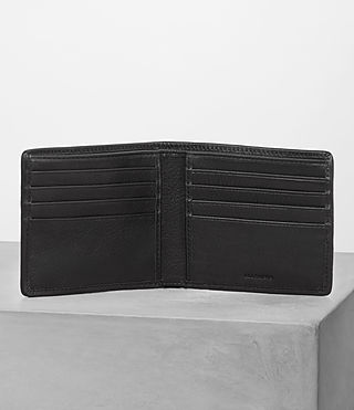 Mens Attain Cardholder (TAUPE MONTAULD) - Image 3