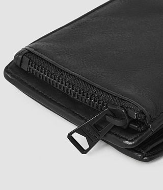 Hombre Havoc Wallet (Washed Black) - product_image_alt_text_4