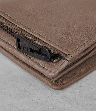 Hombres Havoc Wallet (Taupe) - Image 2