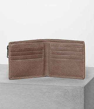 Mens Havoc Wallet (Taupe) - Image 3
