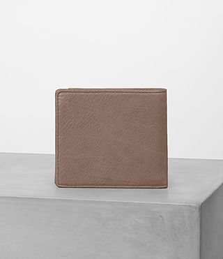 Hombres Havoc Wallet (Taupe) - Image 4