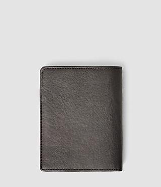 Hombres Curfew Zip Wallet (Slate Grey) - product_image_alt_text_2