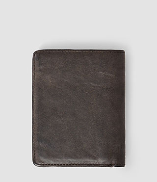 Herren Curfew Leather Zip Wallet (Bitter Brown) - product_image_alt_text_2