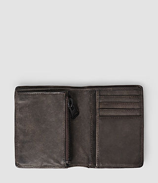 Herren Curfew Leather Zip Wallet (Bitter Brown) - product_image_alt_text_3