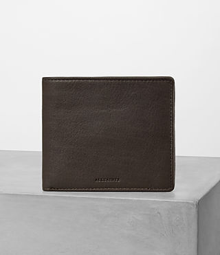 Men's Blyth Leather Wallet (Choc) -