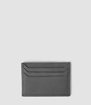 Hombre Shard Cardholder (Charcoal) - product_image_alt_text_2
