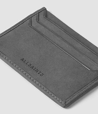 Mens Shard Cardholder (Charcoal) - product_image_alt_text_3