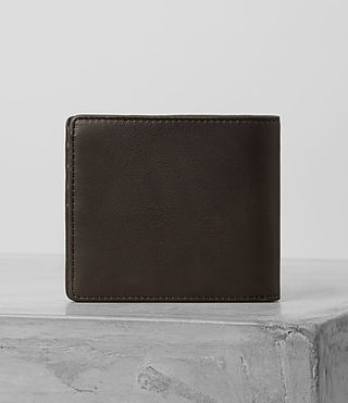 Mens Havoc Leather Wallet (Bitter Brown) - product_image_alt_text_3